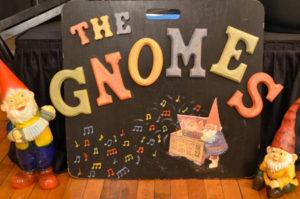 Local Brew Coffeehouse with The Gnomes @ Bay Spring Community Center