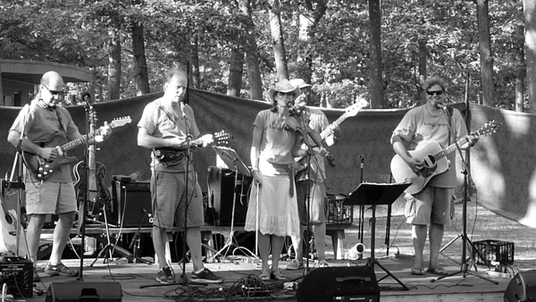 Bay Spring Folks brings their local sound to the Fest