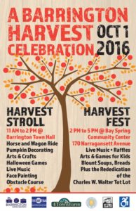 Barrington Harvest Stroll @ Barrington Town Hall
