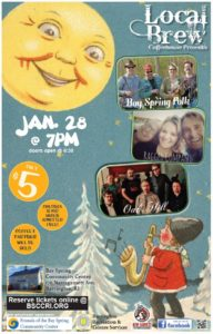 Local Brew with Oak Hill, Ragged Company and Bay Spring Folk @ Bay Spring Community Center | Barrington | Rhode Island | United States
