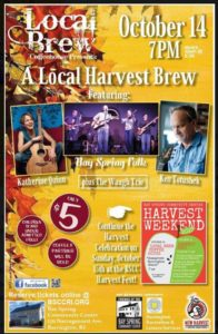 Local Brew Coffeehouse: A Local Harvest Brew @ Bay Spring Community Center | Barrington | Rhode Island | United States