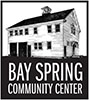 Bay Spring Community Center