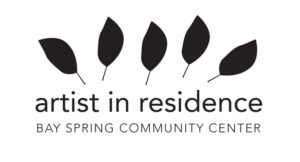 BSCC Bay Spring Community Center Artist-in-Residence Series