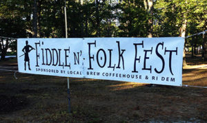 9th Annual Fiddle 'n Folk Festival @ Haines Memorial Park