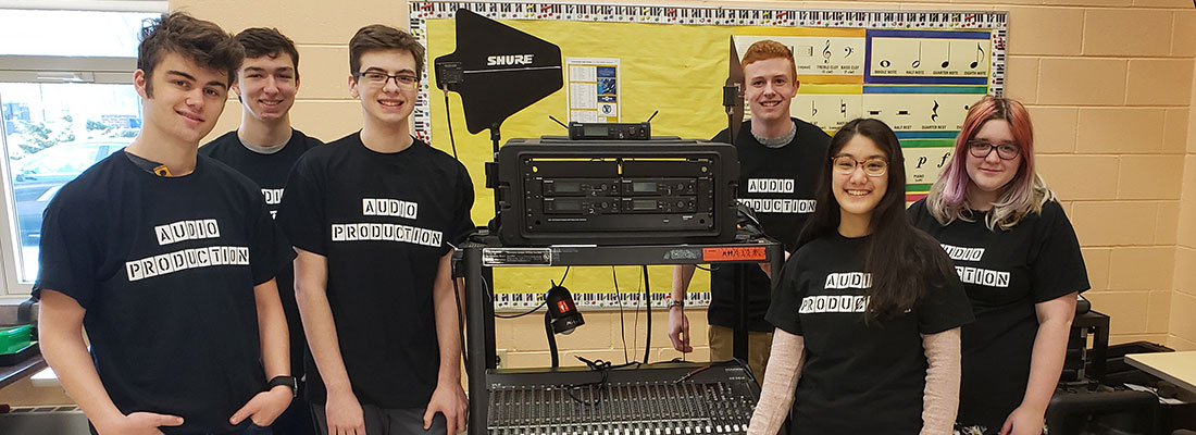 Local students are making big contributions to the BSCC