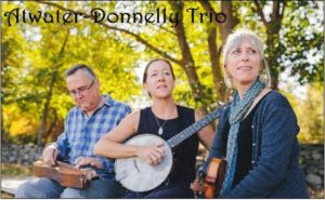 The Atwater-Donnelly Trio & Cathy Clasper-Torch @ Bay Spring Community Center