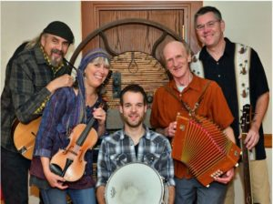 Local Brew Coffeehouse Featuring The Gnomes with Drownville Station @ The Bay Spring Community Center
