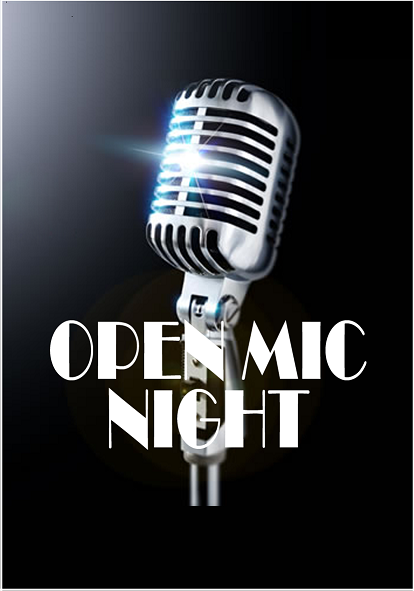 BHS Teen Open Mic Night (Senior Project) @ Bay Spring Community Center