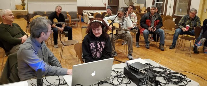 Songwriting Workshops Continue Virtually with BSCC Artist-in-Residence Mark Cutler